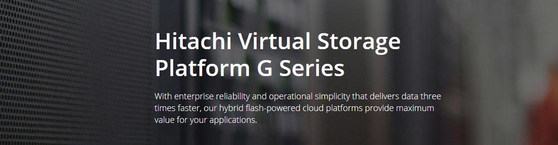 نمایندگی هیتاچی | فروش هیتاچی | نماینده Hitachi در ایران | محصولات ذخیره سازی هیتاچی | Hitachi VSP G Series SAN Storage